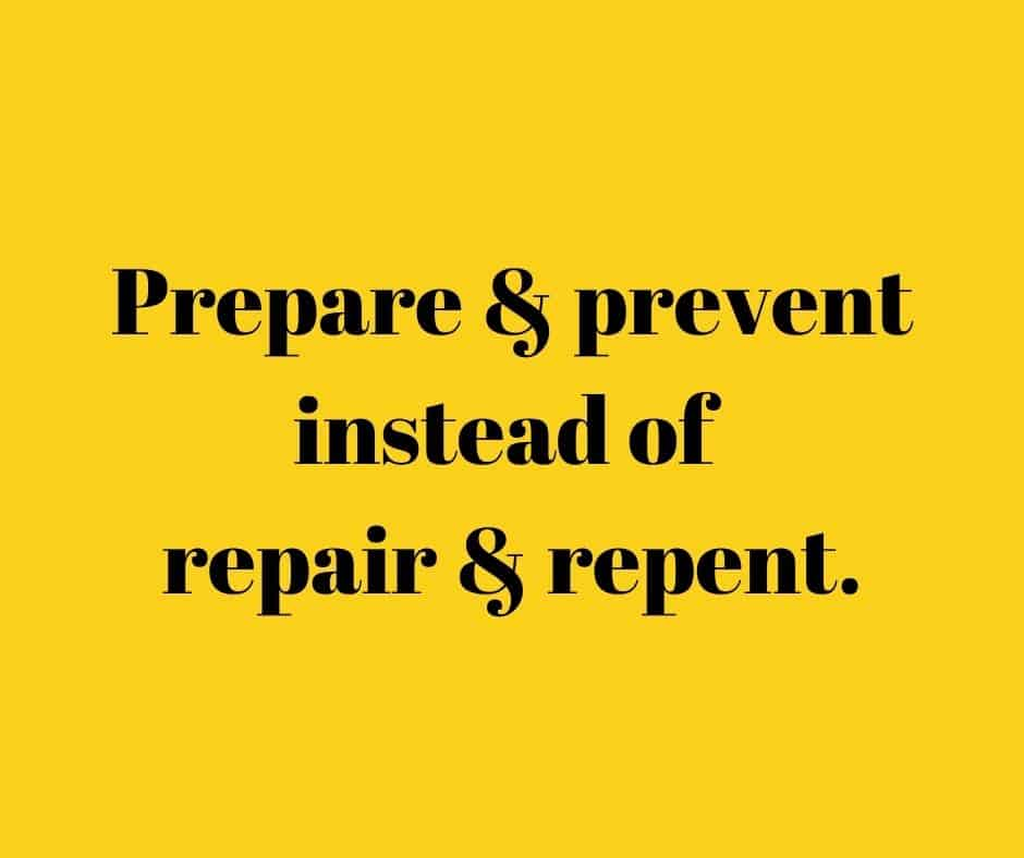 Prepare and Prevent Australian workplace safety